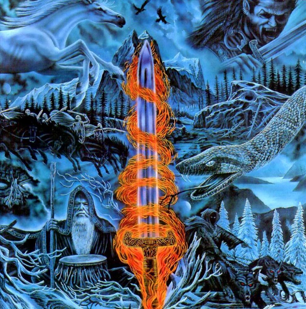 Bathory - Nordland I
